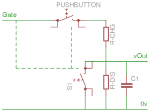 Pseudo Circuit Diagram