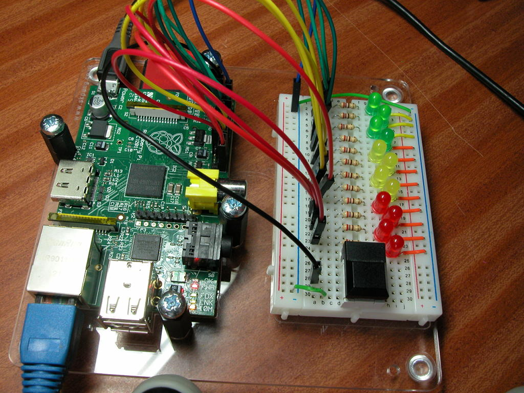 raspberry pi gpio projects General purpose input output (gpio) pins on the corner of a raspberry pi board are two rows of metal pins that we can connect electronic circuits to back on the raspberry pi, make yourself a project directory and then use composer to install piphp/gpio.