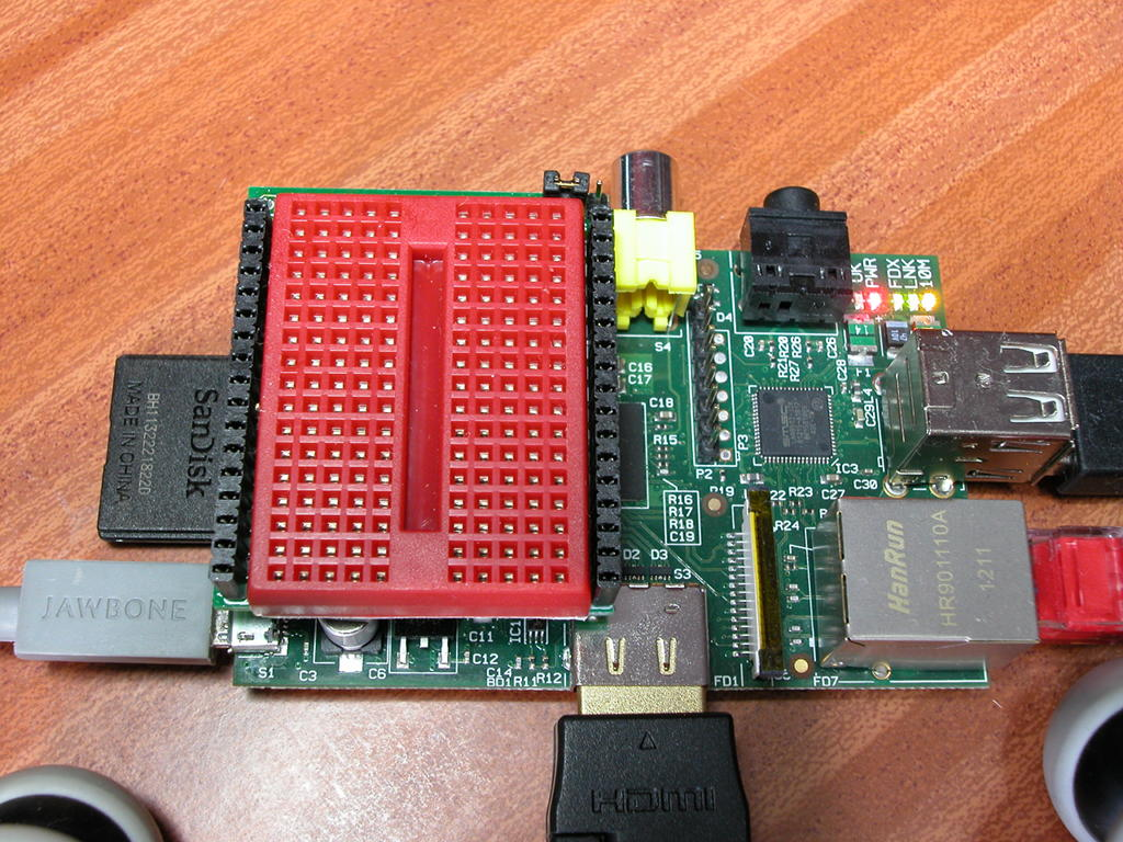 Dtronixs Mini Piio Protoboard Gordons Projects