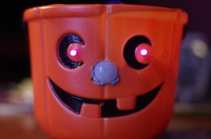 The Halloween Pi