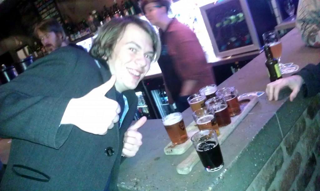 beersAnd