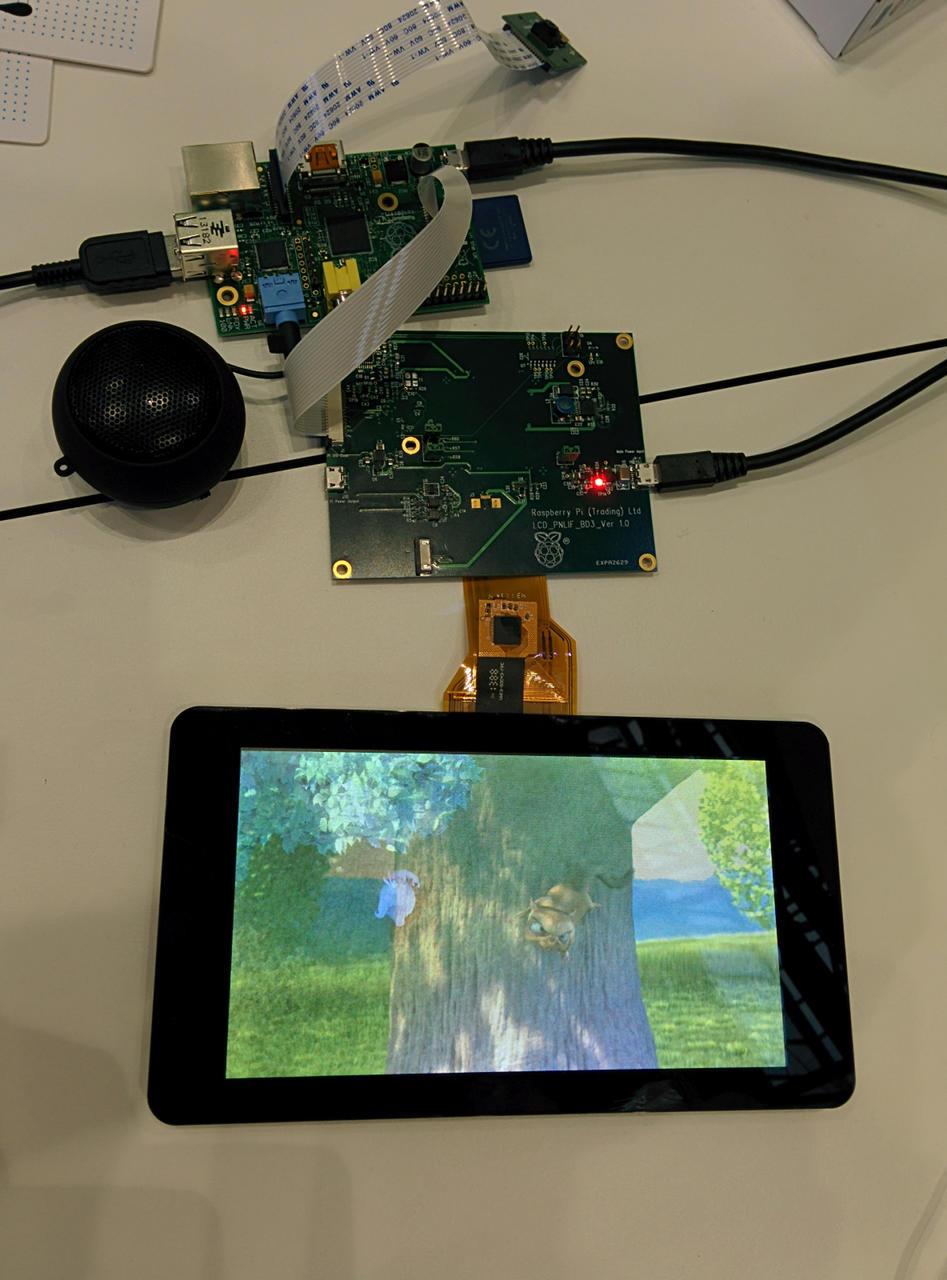 Raspberry Pi Jamboree 2014   Gordons Projects