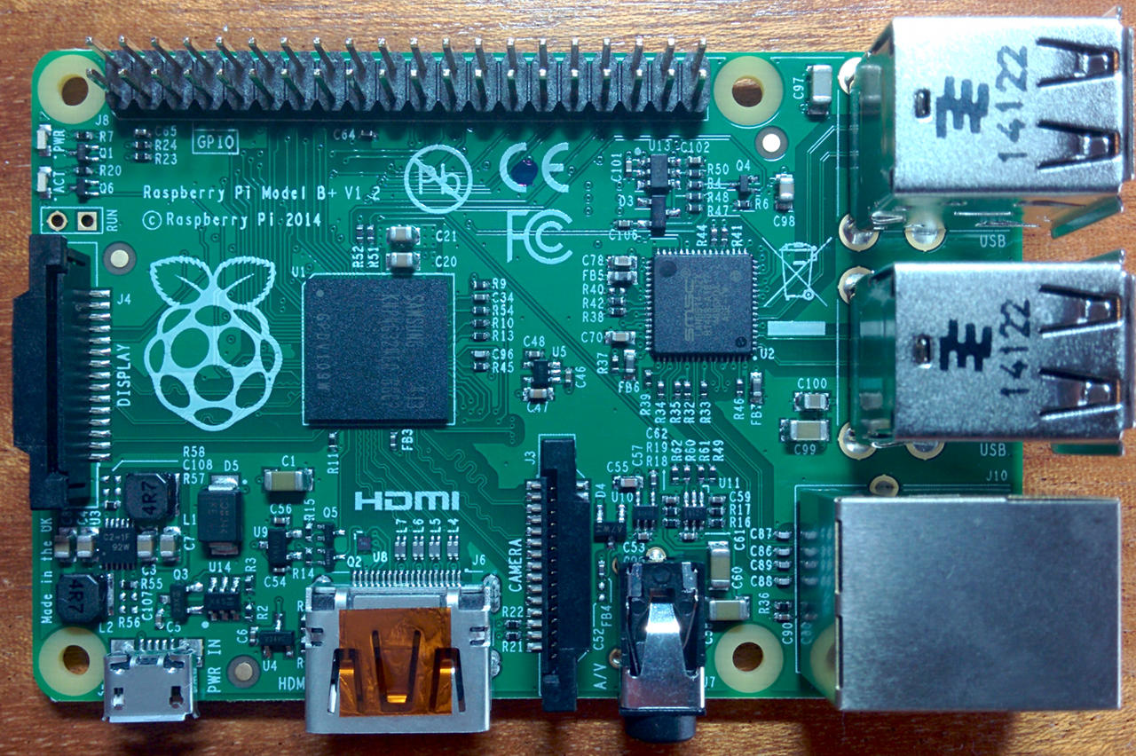 A Quick Look At The New Raspberry Pi Model B Gordons Projects Wiringpi Ruby Example