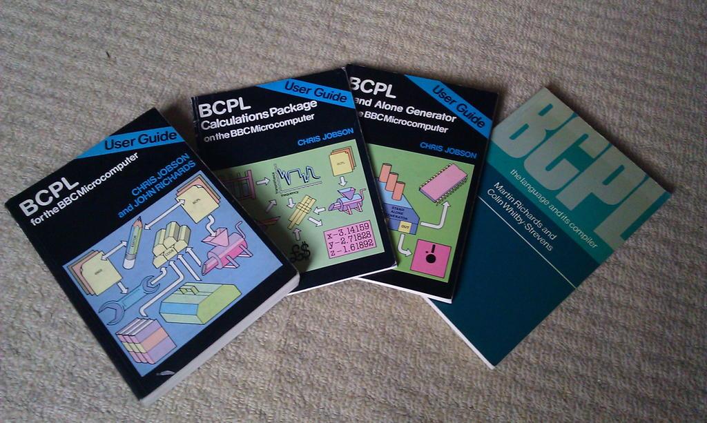 BCPL Books
